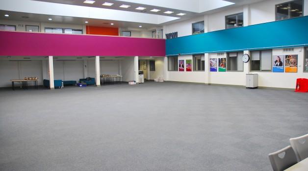 School 21 Main Hall