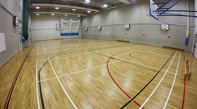 School 21 Sports Hall