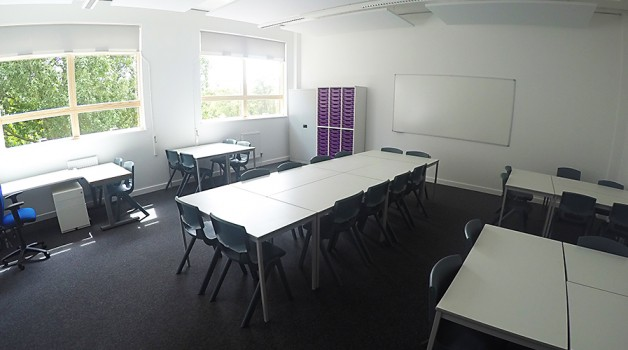 Archer Academy Stanley Road Campus Classrooms