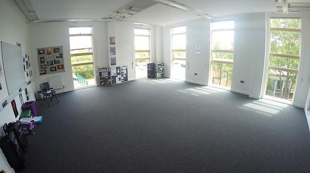 Archer Academy Stanley Road Campus Dance Studio