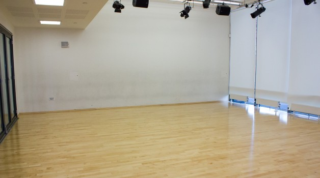 Raines Foundation Upper School Drama Studio