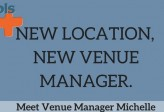 New Location, New Venue Manager- Schools Plus