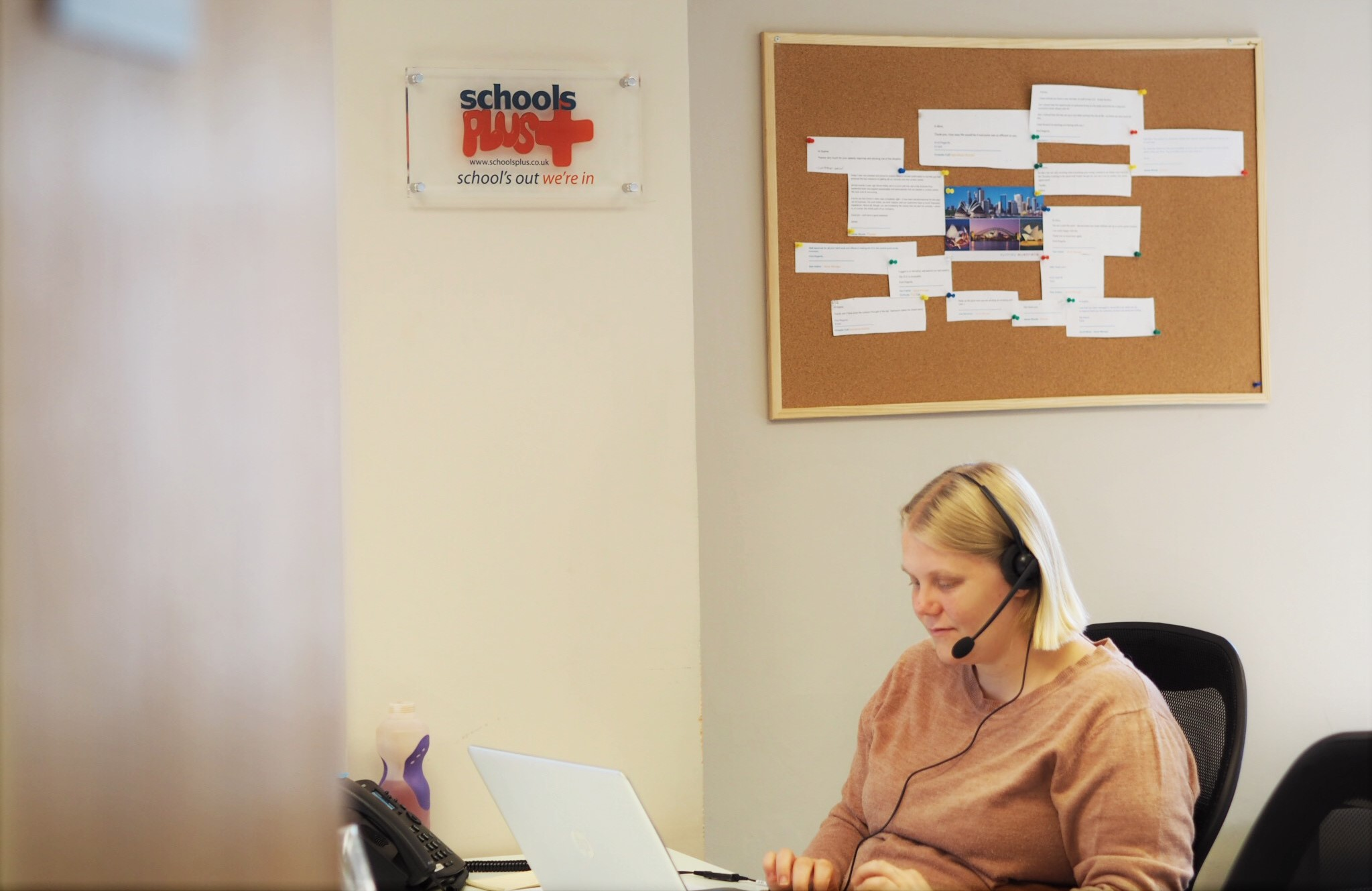 Schools Plus Customer Contact Centre