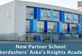New Partner School – Haberdashers' Aske's Knights Academy!