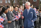 A Royal Visit and an Outstanding Achievement award for Kensington Aldridge Academy | School News