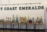 Going The Extra Mile – Schools Plus working alongside the East Coast Emeralds.