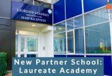 New Partner School – Laureate Academy