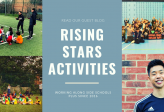 Guest Blog – Schools Plus working with Rising Stars Activities!