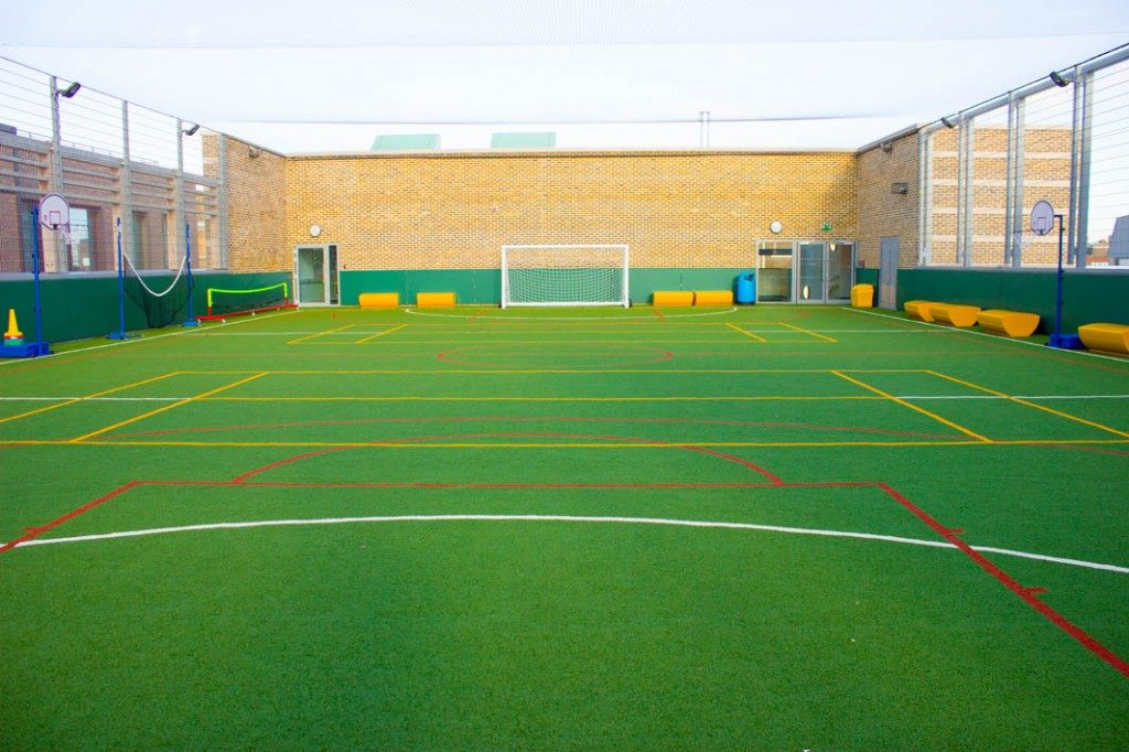 3G Pitches in London
