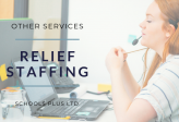Schools Plus Other Services – Relief Staffing