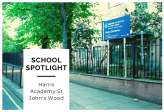 School Spotlight – Harris Academy St John's Wood