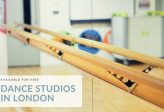 Dance Studios Available For Hire In London