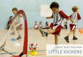 Guest Blog – Little Kickers at Hazelwick School!