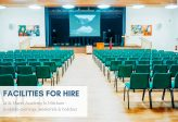 Facilities for Hire at our latest Partner School; St Mark's Academy!