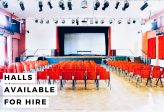 Large Halls Available for Hire In London