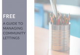 How to Manage Community Lettings in a School? – A Free Guide.