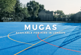 Multi-Use Game Areas (MUGAs) available to hire in London