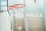 Sports Halls Available for Hire in London